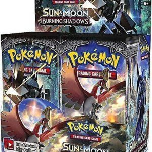 Burning shadows booster Box