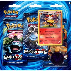 XY Evolutions Value Pack
