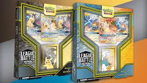 League Battle Deck