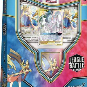 League Battle Deck Zacavian