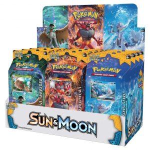 Sun & Moon Launch Box