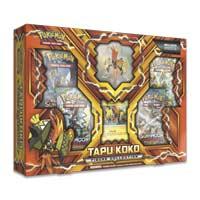 Tapu Koko Figure Collection