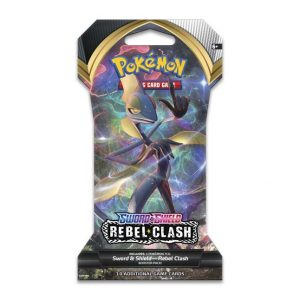 Rebel Clash Sleeved Booster