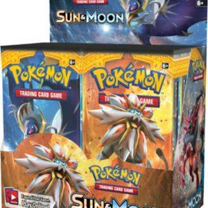 Sun & moon booster box