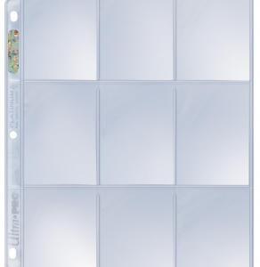 Ultra Pro Platinum 9 Pocket