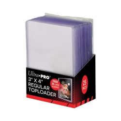 Ultra Pro Top Loader Combo