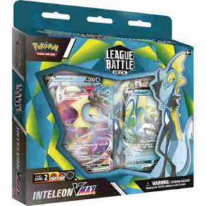 Inteleon VMAx league Battle Deck