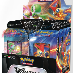 Victini V Battle Deck