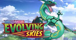 Evolving Skies Booster Box