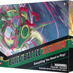 Build & Battle Stadium