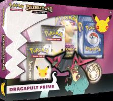 Dragapult Prime Celebrations Collection