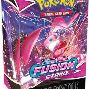 Fusion Strike Build & Battle Box